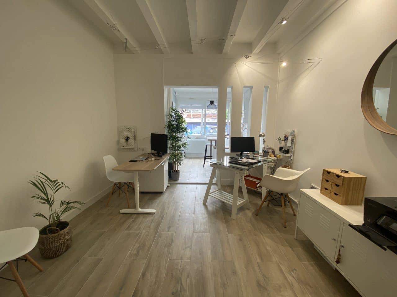 agence illiCO travaux Bordeaux Est - intérieur bureaux