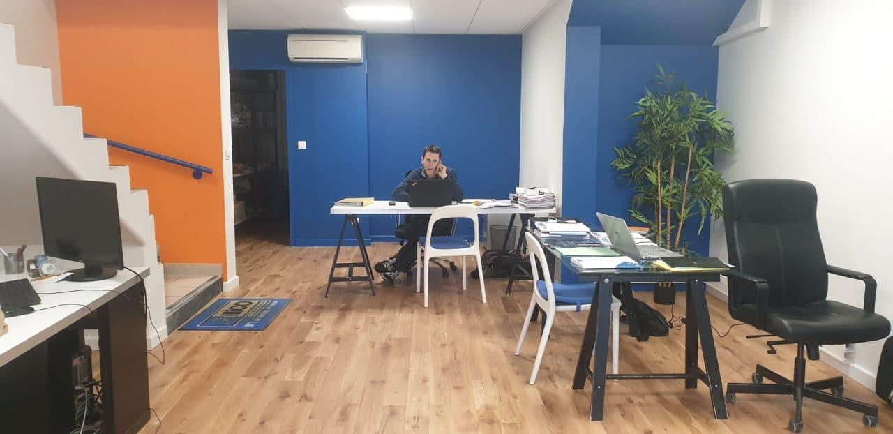 Nouvelle agence physique illiCO travaux Toulouse Nord-Ouest