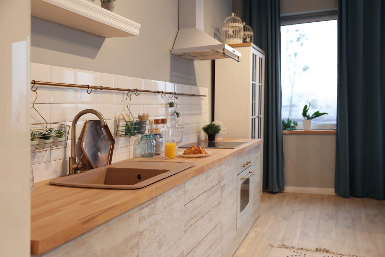 illiCO travaux Garches - Rueil Malmaison : rénovation de cuisine