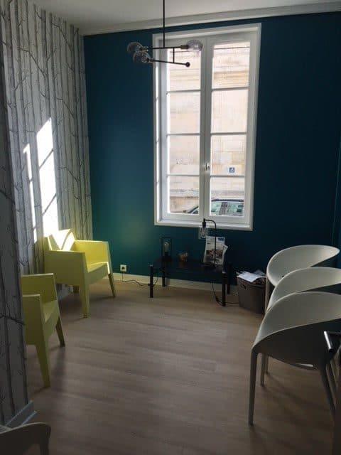 Rénovation et aménagement d'un cabinet notarial – Saintes (17)
