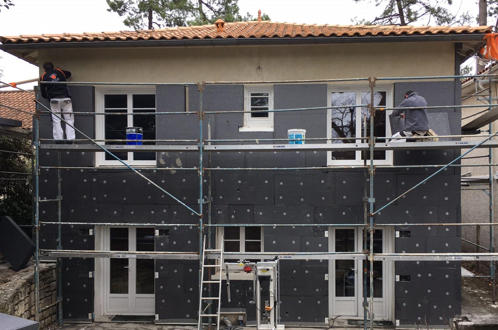 isolation maison renovation