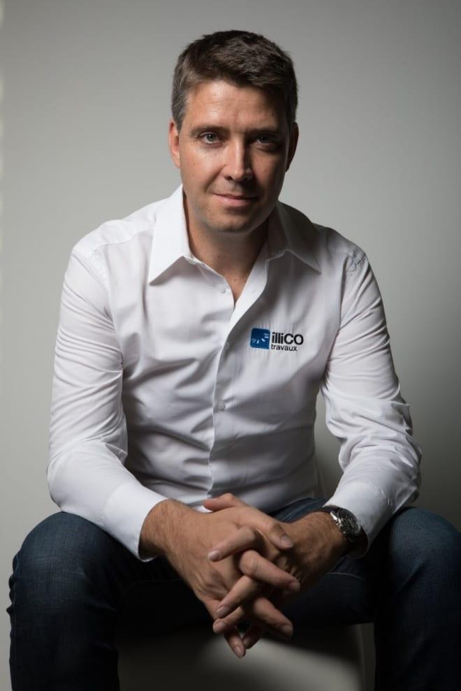 Témoignage de Nicolas Daumont, Président fondateur d'illiCO travaux