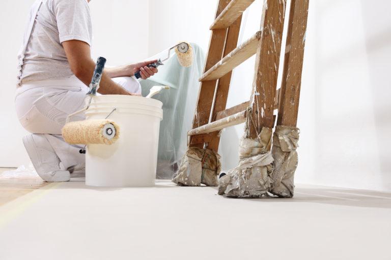 Peintre, des couleurs pour votre habitation !