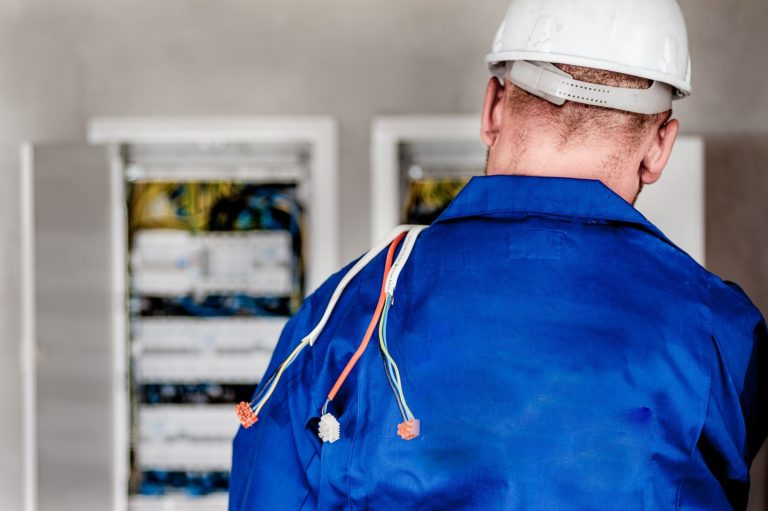 Électricien : garant d'abord de votre sécurité !