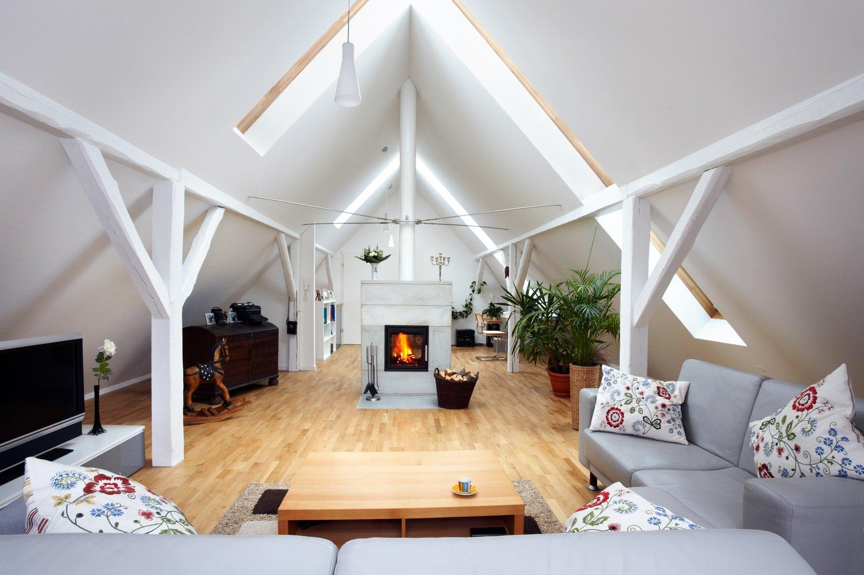 Solutions pour aménager</br>les combles de sa maison