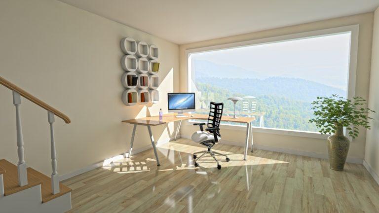 Aménager Un Bureau Dans Une Maison