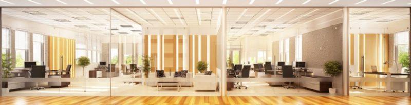 Aménagement bureaux professionnels - illiCO travaux