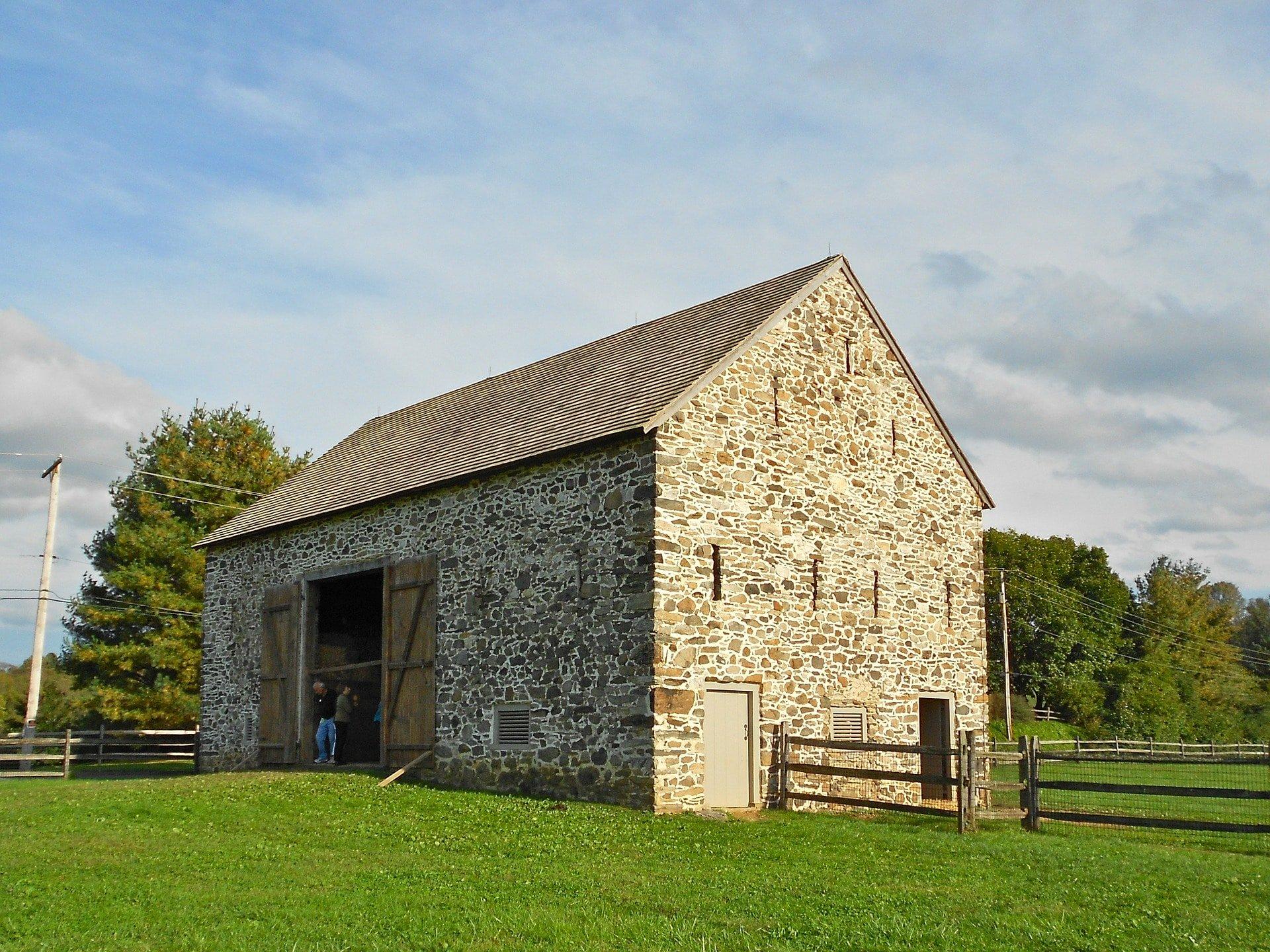 Rénovation de grange