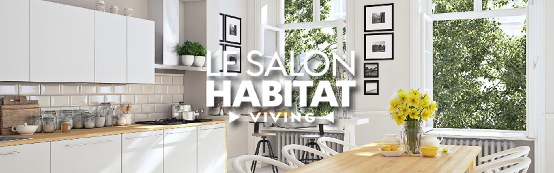 Trois de nos franchisés nous représentent au salon Habitat Viving de Lille