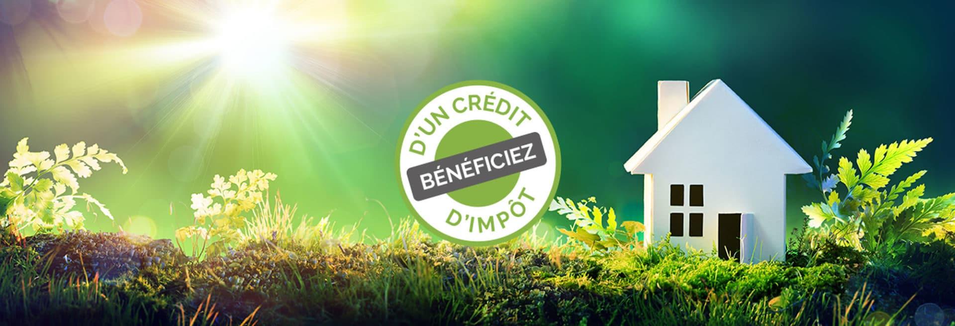 Le crédit d'impôt pour la transition énergétique (CITE)