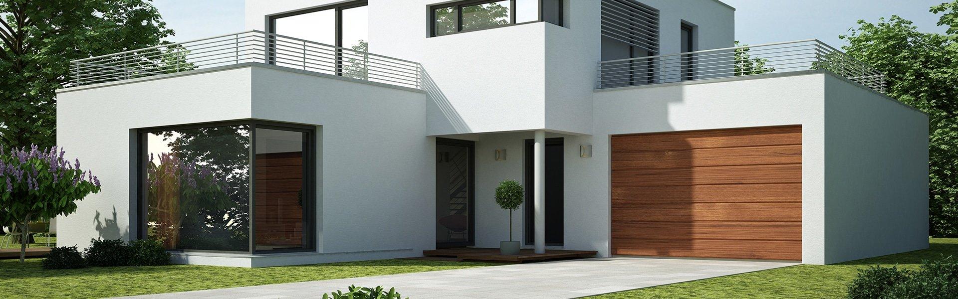 Agrandir sa maison avec une extension toit plat