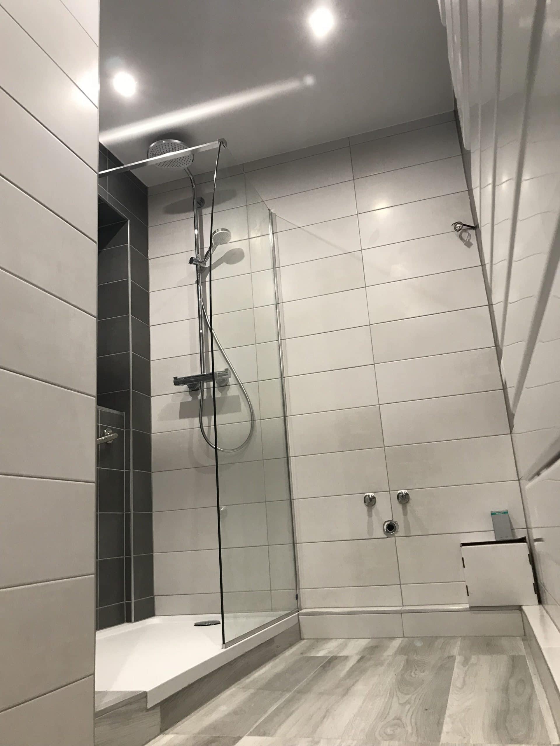 Création d'une nouvelle salle de bains – Haguenau (67)