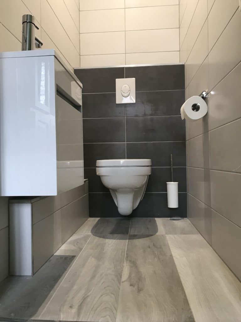 Création toilettes - Strasbourg (67)