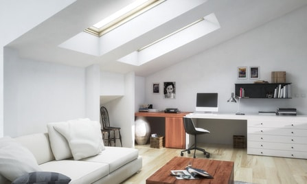 Comment aménager un espace bureau à la maison ? illico travaux