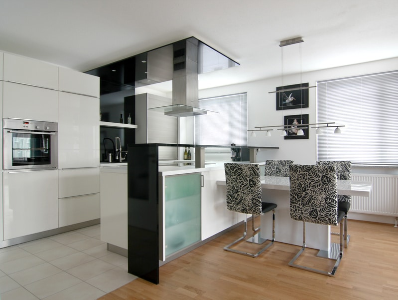Aménagement d'intérieur - cuisine - illiCO travaux
