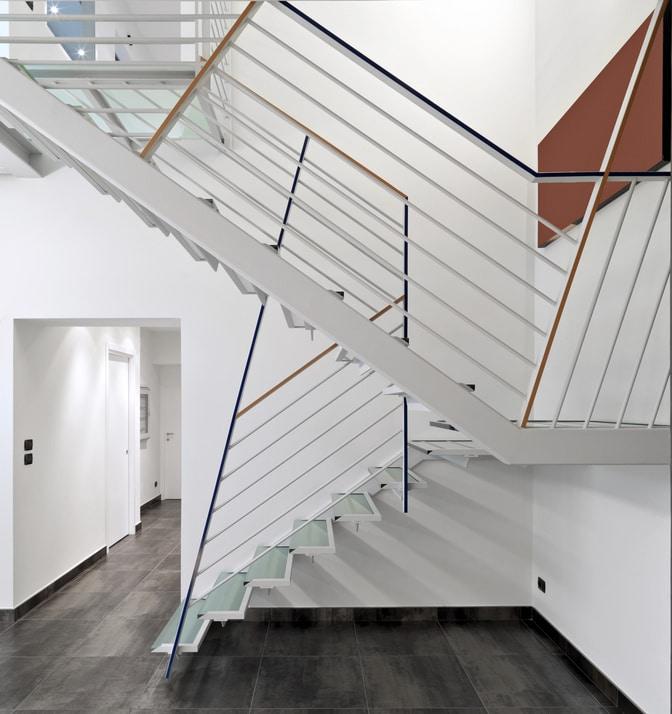 escalier sur mesure avec illiCO travaux