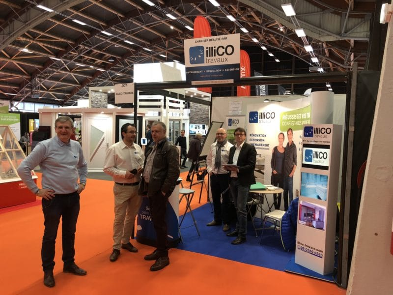 Foire Internationale de Nantes - IlliCO travaux