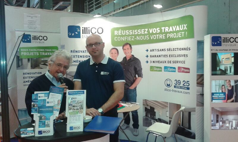 Interview Foire Internationale de Nantes - illiCO travaux