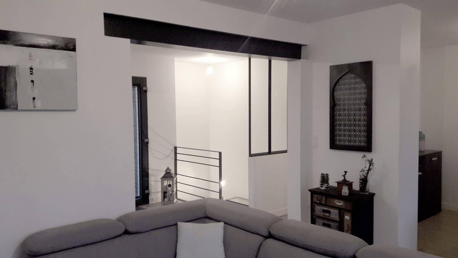 am nagement int rieur d 39 une maison pr s de niort 79. Black Bedroom Furniture Sets. Home Design Ideas