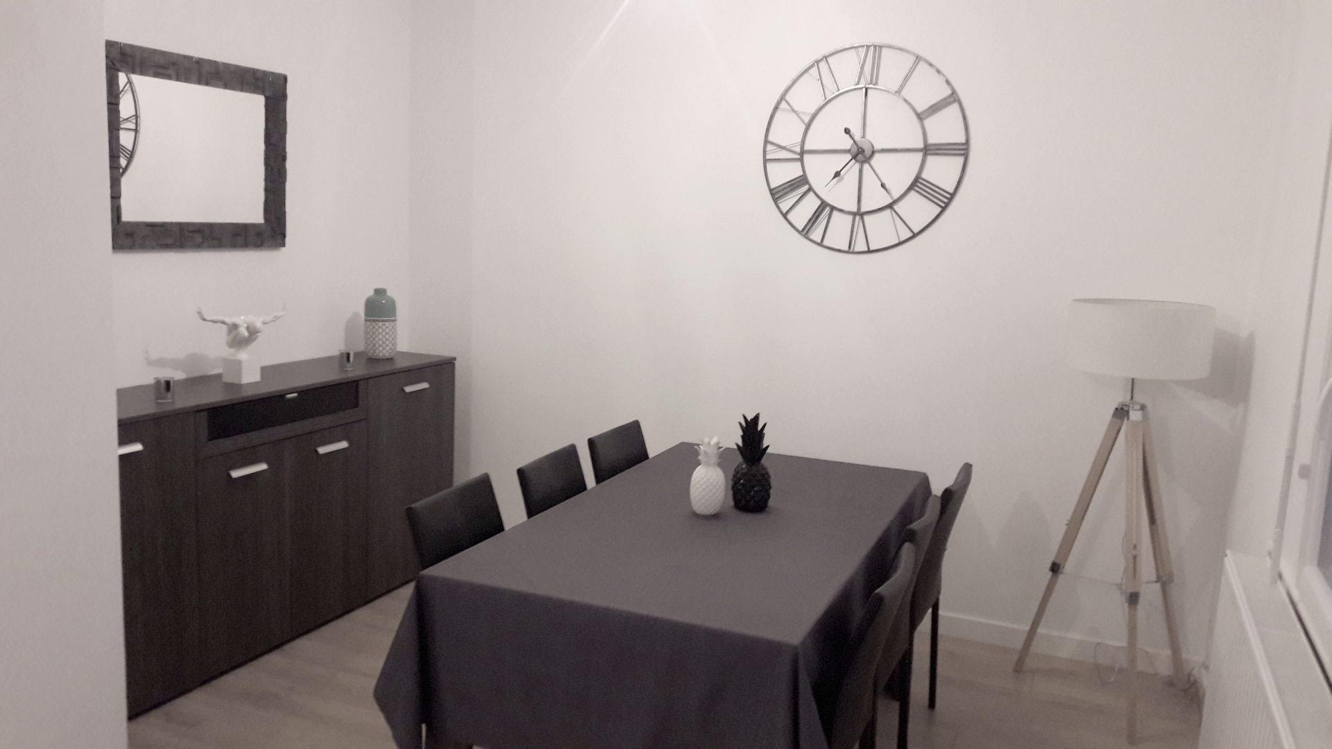 Aménagement intérieur d'une maison près de Niort (79)
