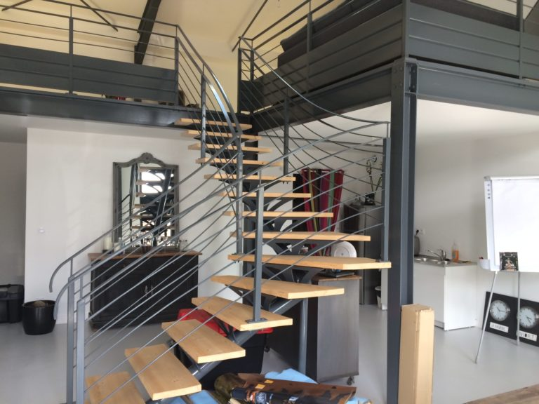 Rénovation complète d'un loft – Niort (79)