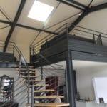 Rénovation complète d'un loft - mezzanine - illiCO travaux