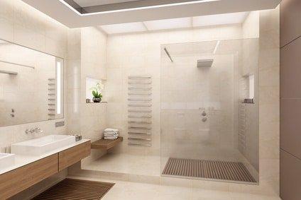 Aménagement d'intérieur - salle de bain - illiCO travaux