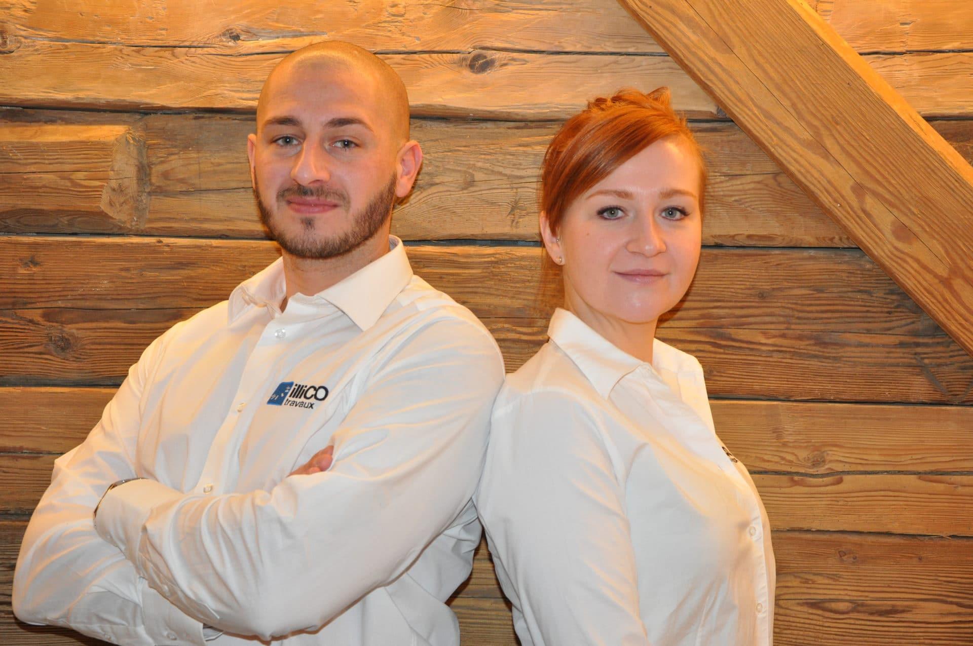 Témoignage de Tiffany et Charles PIERRE, responsables de l'agence illiCO travaux Lagny-sur-Marne