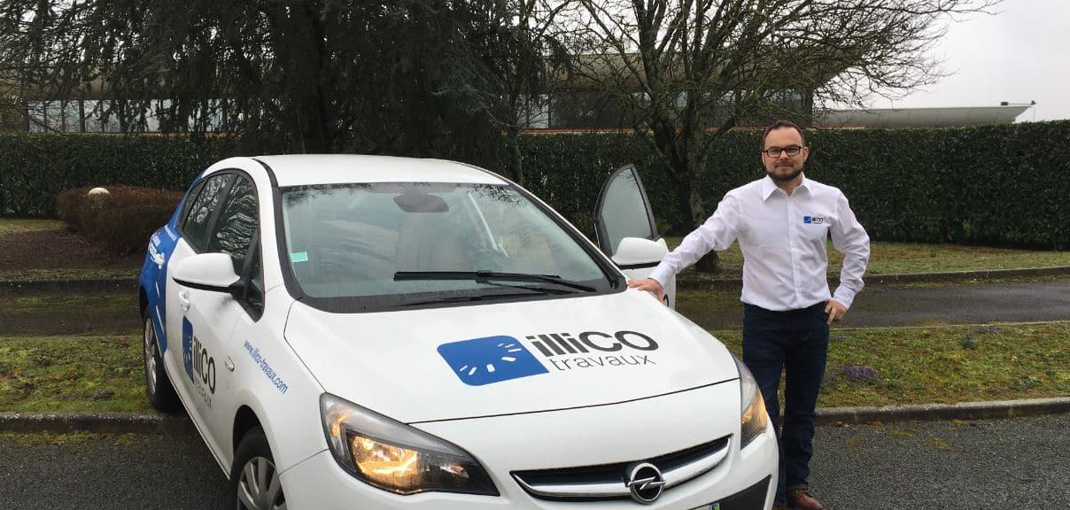 Témoignage de Nicola POMILIO, responsable de l'agence illiCO travaux Strasbourg