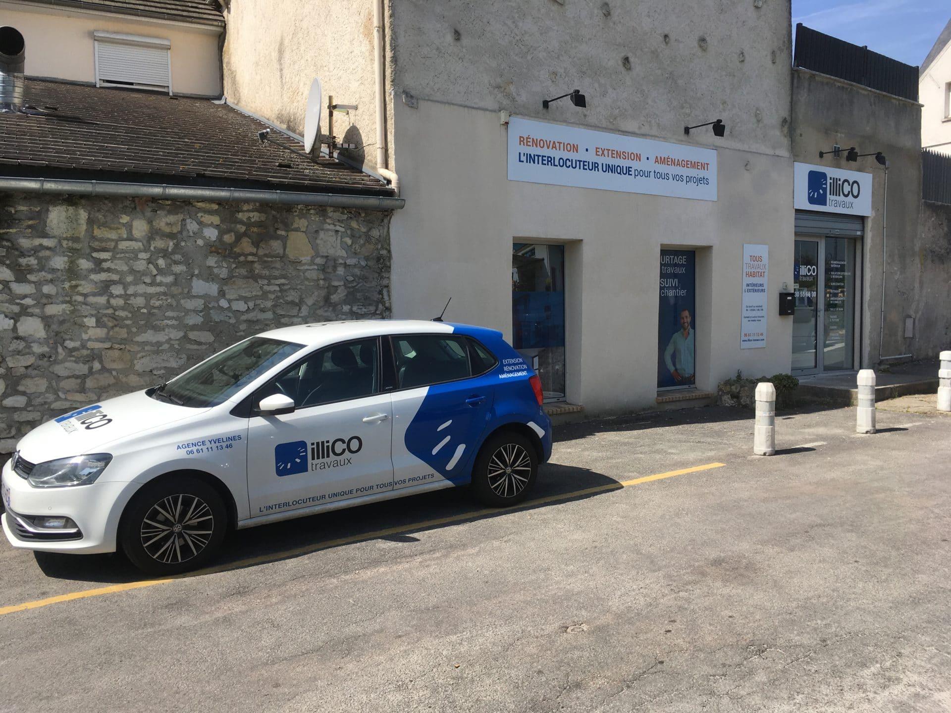 Nouvelle agence pour illiCO travaux Saint Quentin-en-Yvelines – Versailles