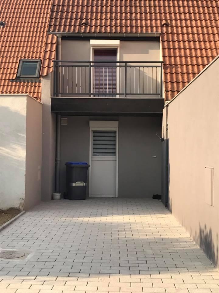 Aménagement extérieur – Souffelweyersheim (67)