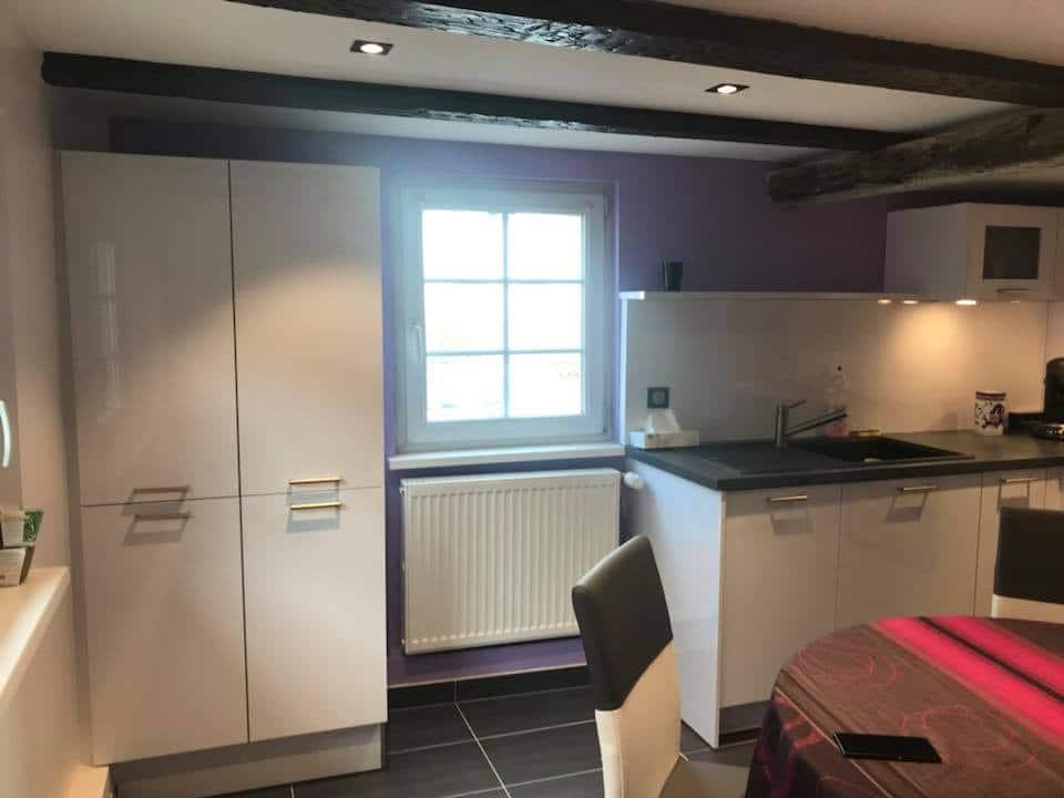Rénovation d'une cuisine – Schwindratzheim (67)