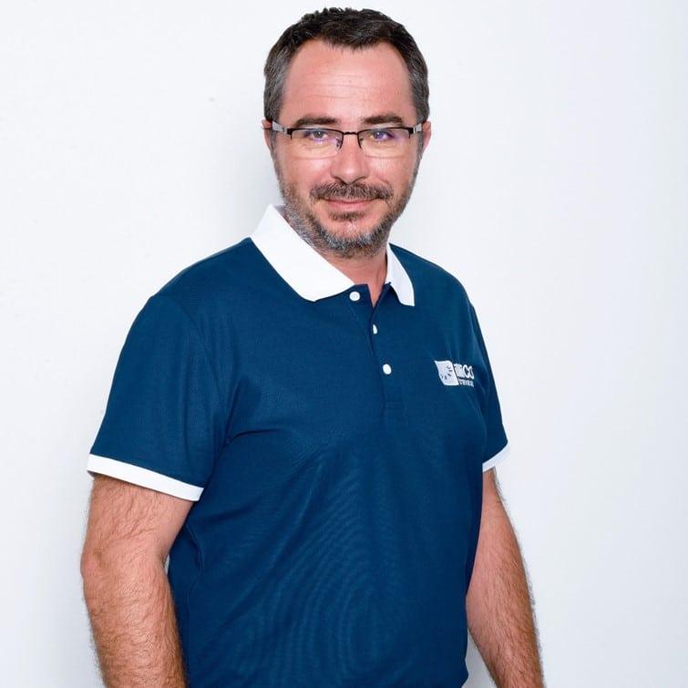 MOUNIER  David  Responsable Réseau - Région Sud