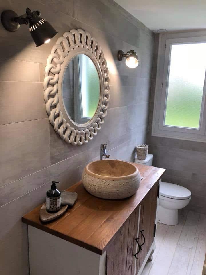 Rénovation de salle de bains – Mennecy (91)