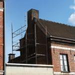 Réparation consolidation de cheminée Lille