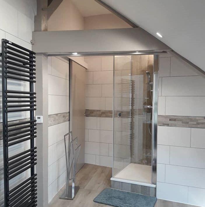 Rénovation de salle de bain à Le Havre (76)