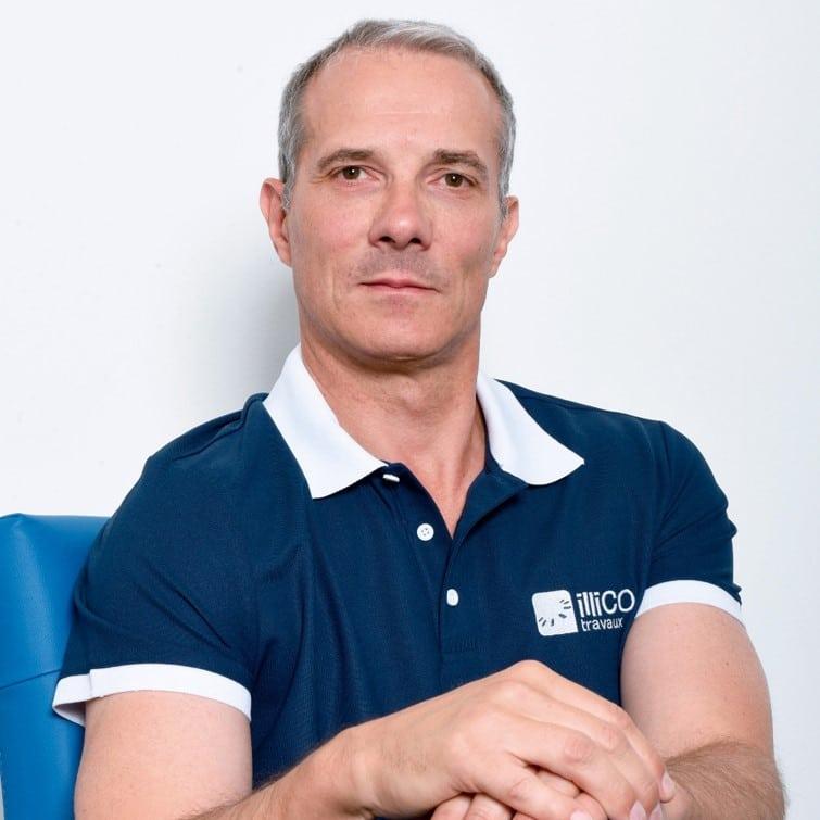 ABRIAT Thierry Cofondateur et Directeur Général d'illiCO travaux