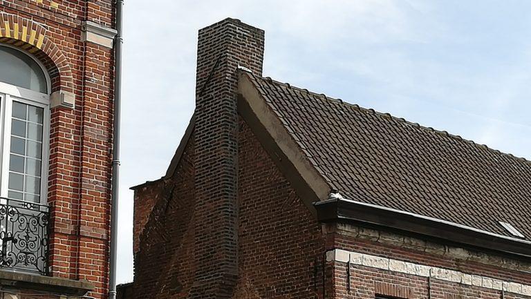 Réparation d'une cheminée – Lille Nord-Ouest (59)
