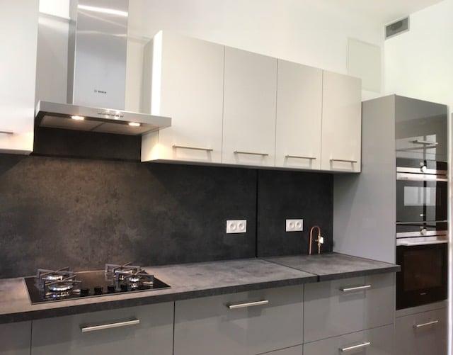 Rénovation d'une cuisine à Marseille (13)