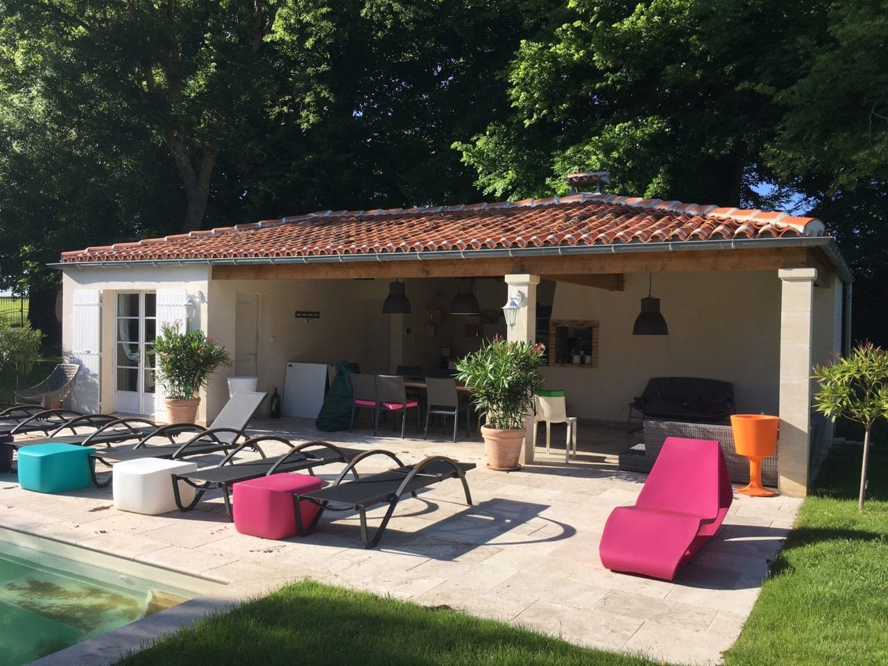 Construction Pool House Amenagement Exterieur Illico Travaux