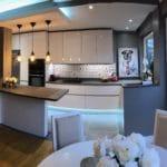 Rénovation et pose de meuble de cuisine