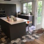 rénovation de maison à Nantes : cuisine