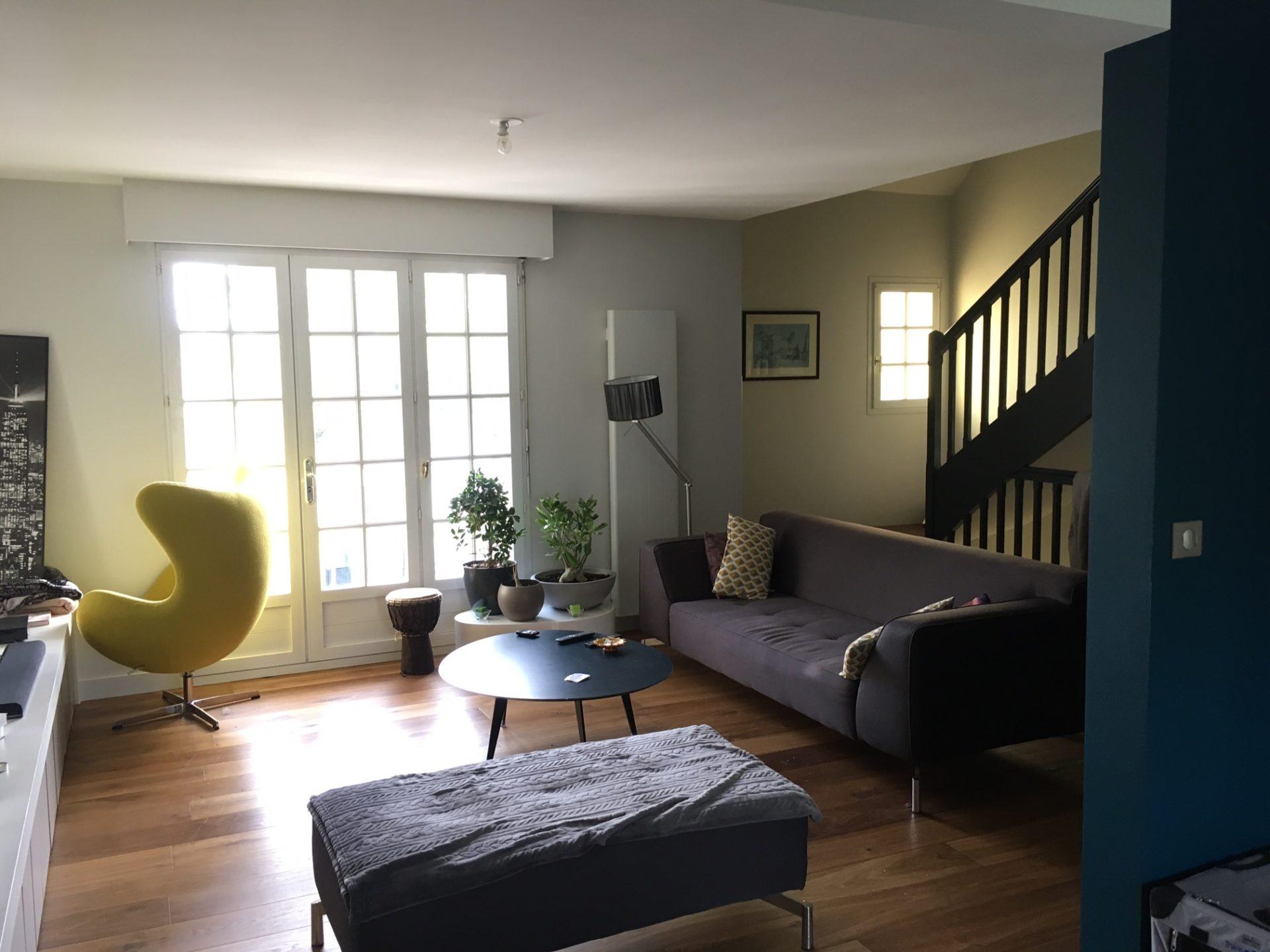 Rénovation d'une maison à Nantes (44)