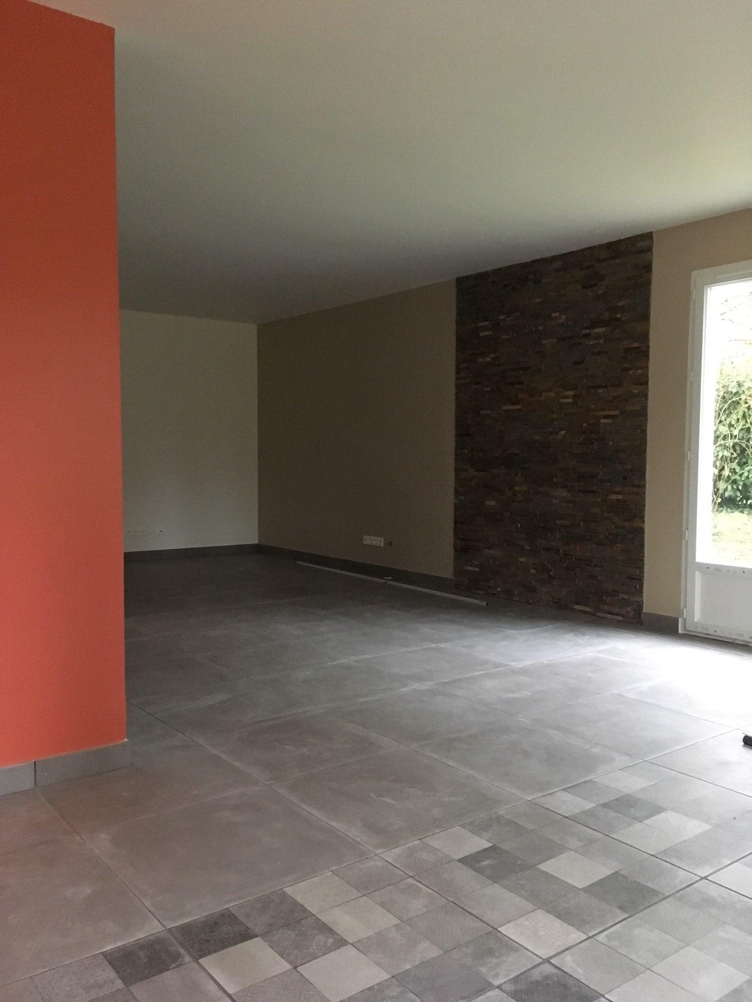 Rénovation d'une maison – Les Essarts Le Roi (78)