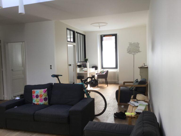 Rénovation d'une maison – Nantes (44)