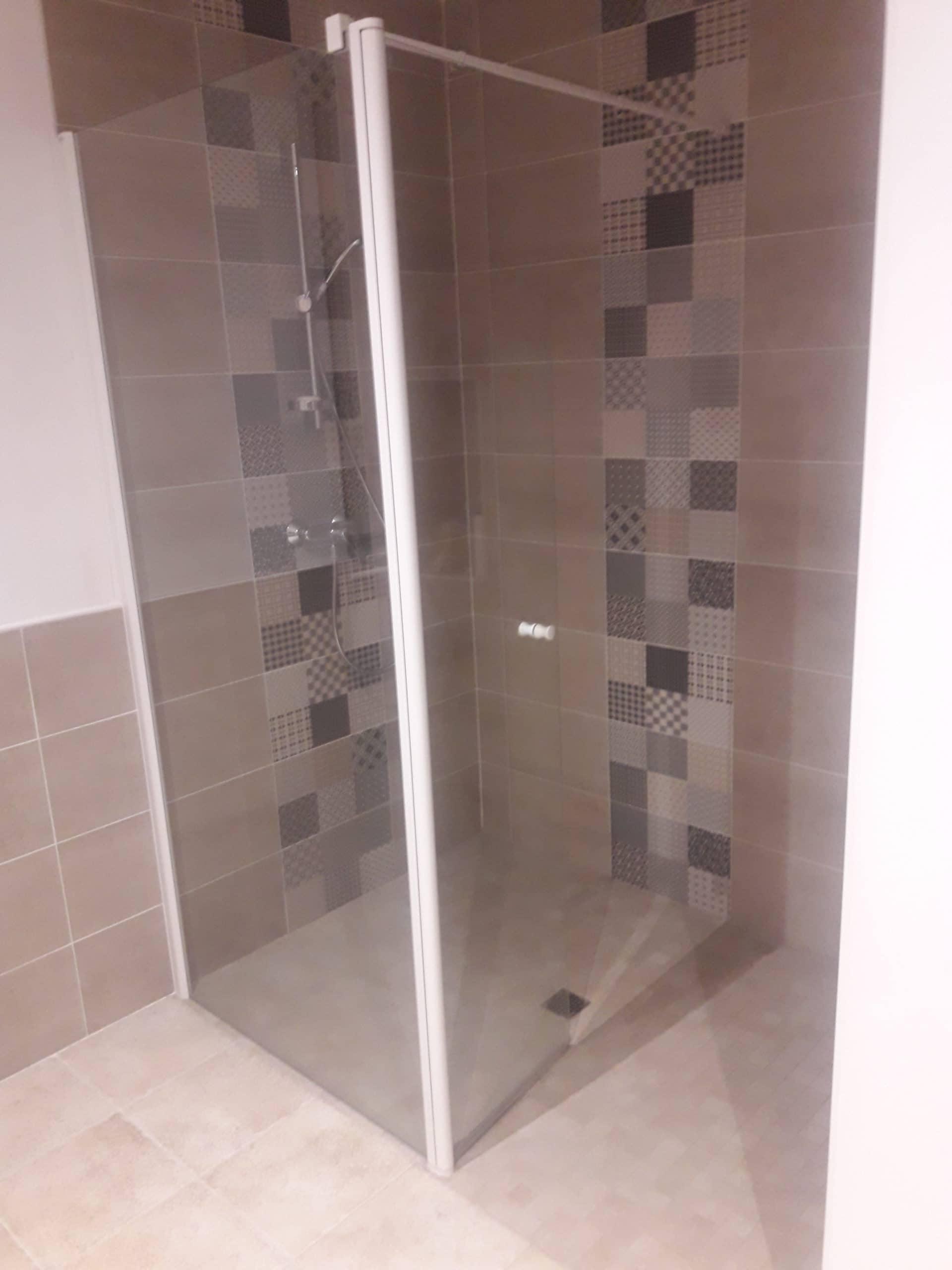 Rénovation de salle de bain à Saint Symphorien (79)