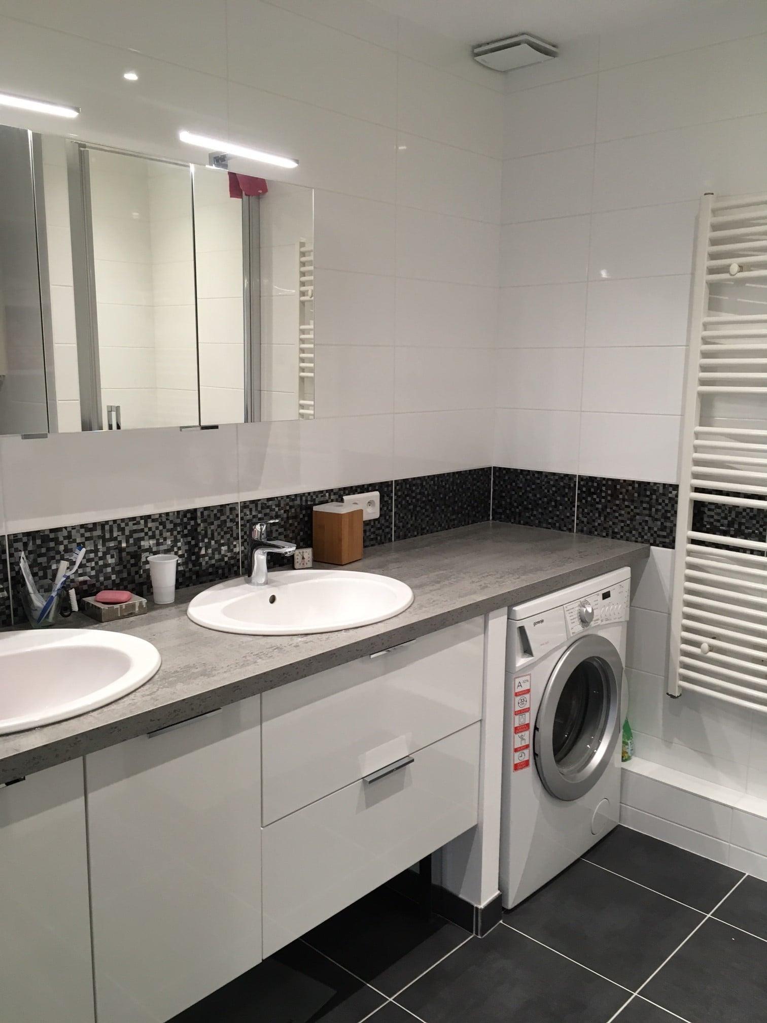 Rénovation de salle de bain à Nantes (44)