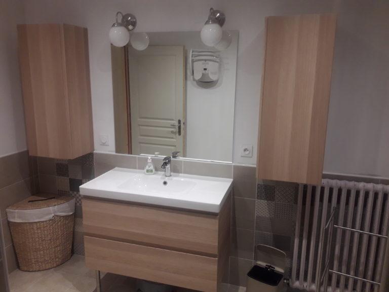 am nagement d 39 int rieur r novation de salle de bain saint symphorien. Black Bedroom Furniture Sets. Home Design Ideas