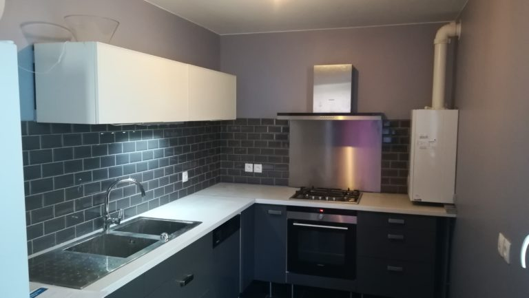 Rénovation d'appartement – Lille (59)
