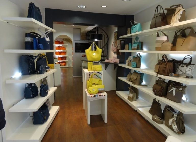 Rénovation d'une boutique à Montpellier (34)